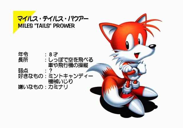 Sonic Jam Character Profiles Sonic Jam